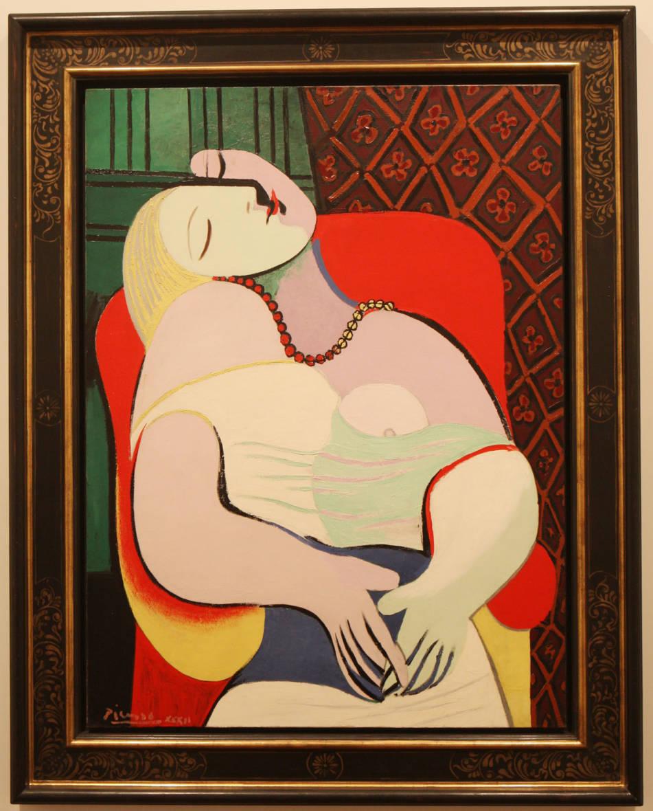 La Reve by Picasso