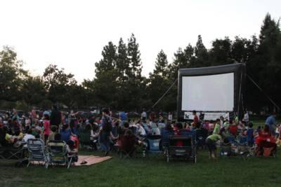 Summer Outdoor Movie Night Series