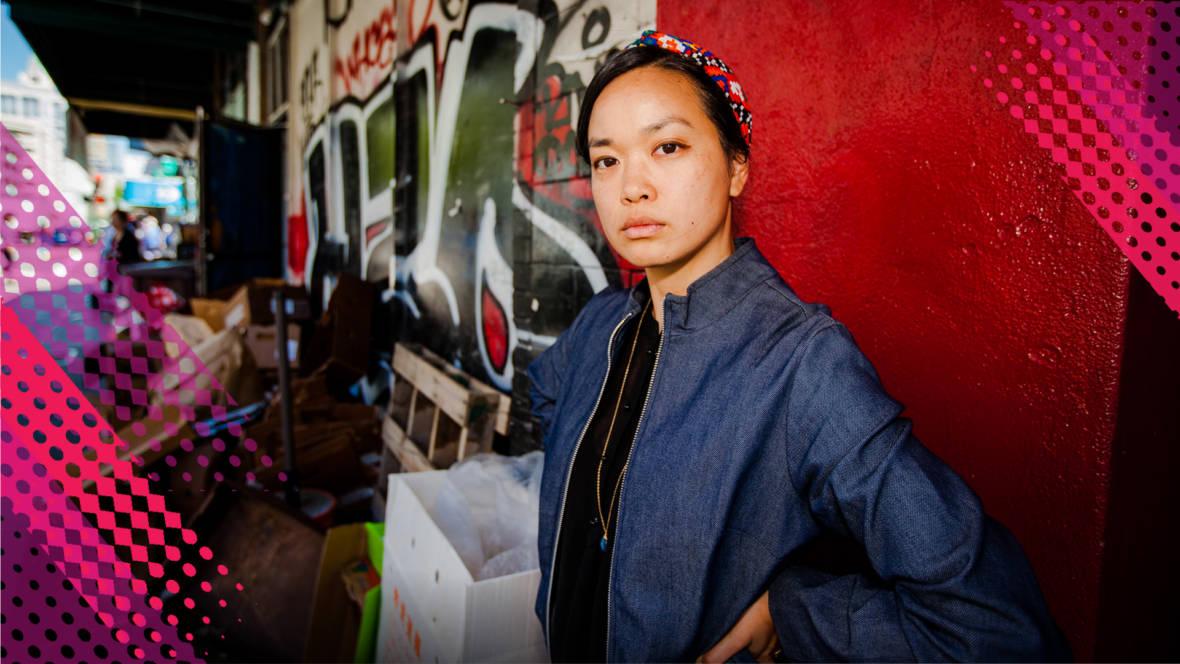 My-Linh Le Photo: Travis Jensen