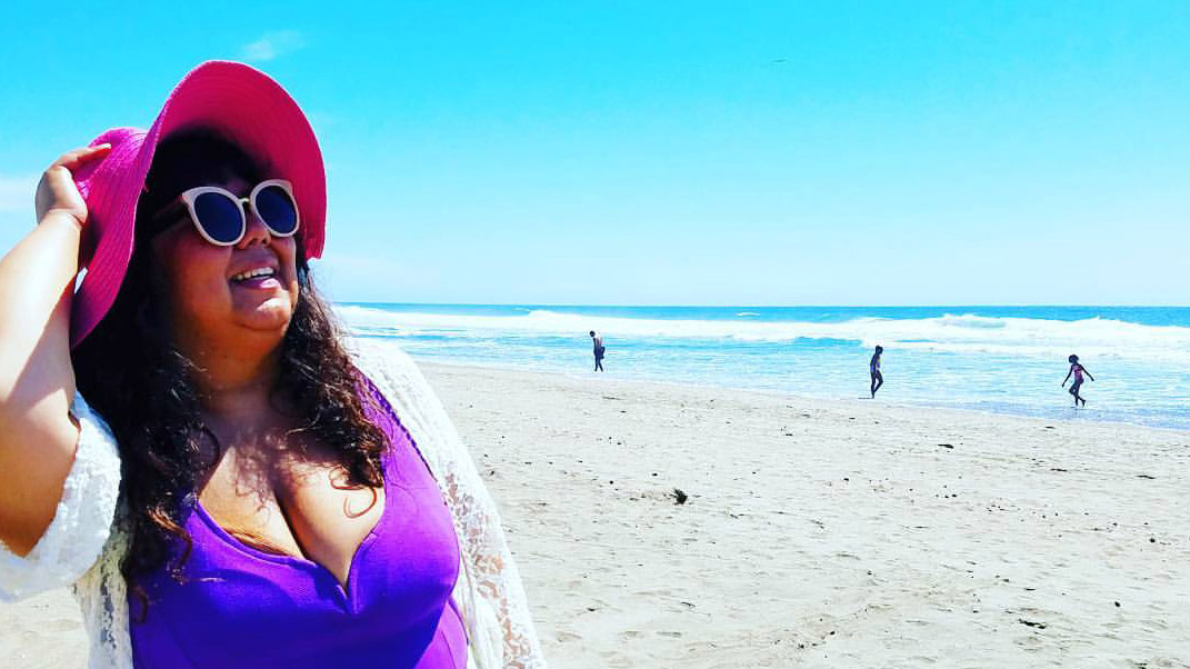 'Fat Positivity' activist Virgie Tovar started the hashtag #LoseHateNOtWeight