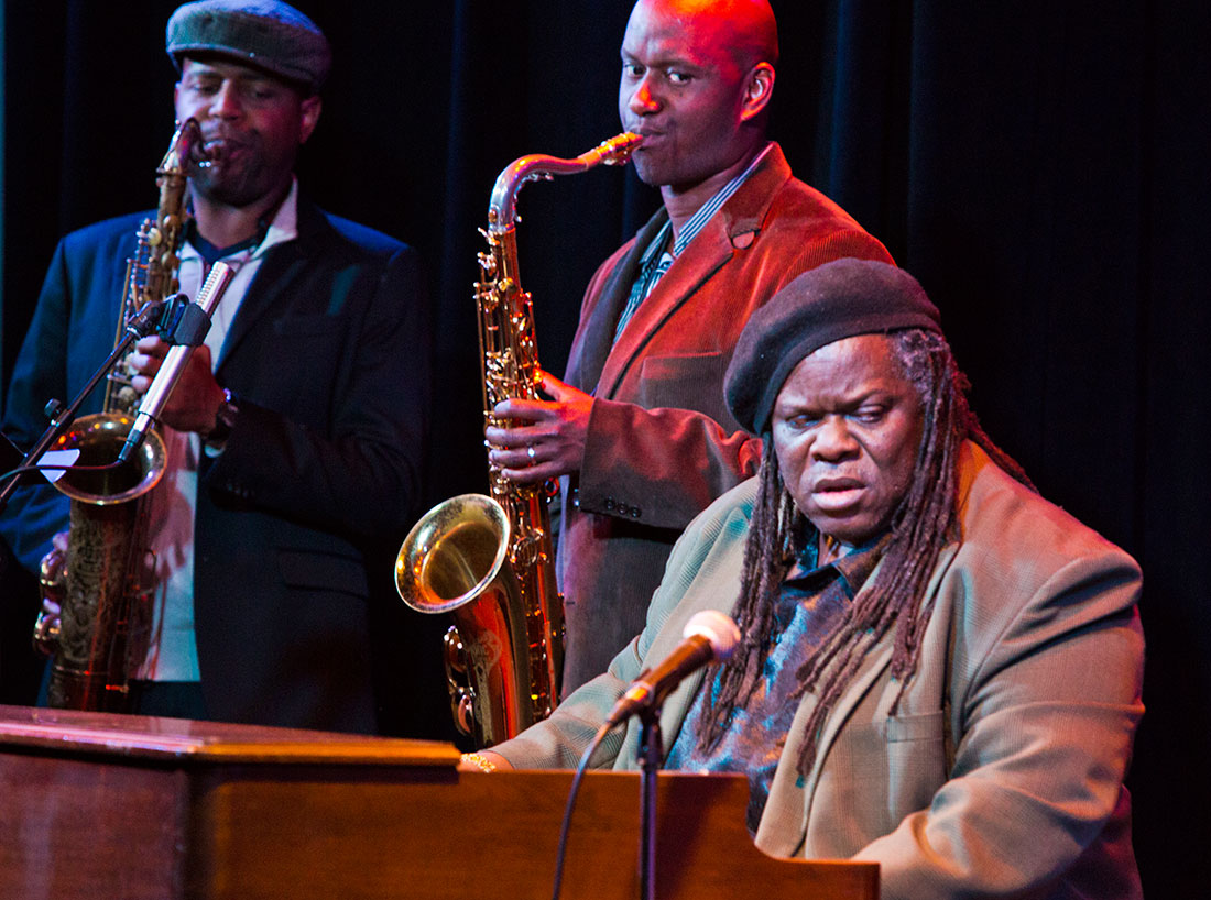 Saxophonists Howard Wiley and Teodross Avery joins Hammond B-3 maestro Doug Carn for a series of Bay Area gigs this week.