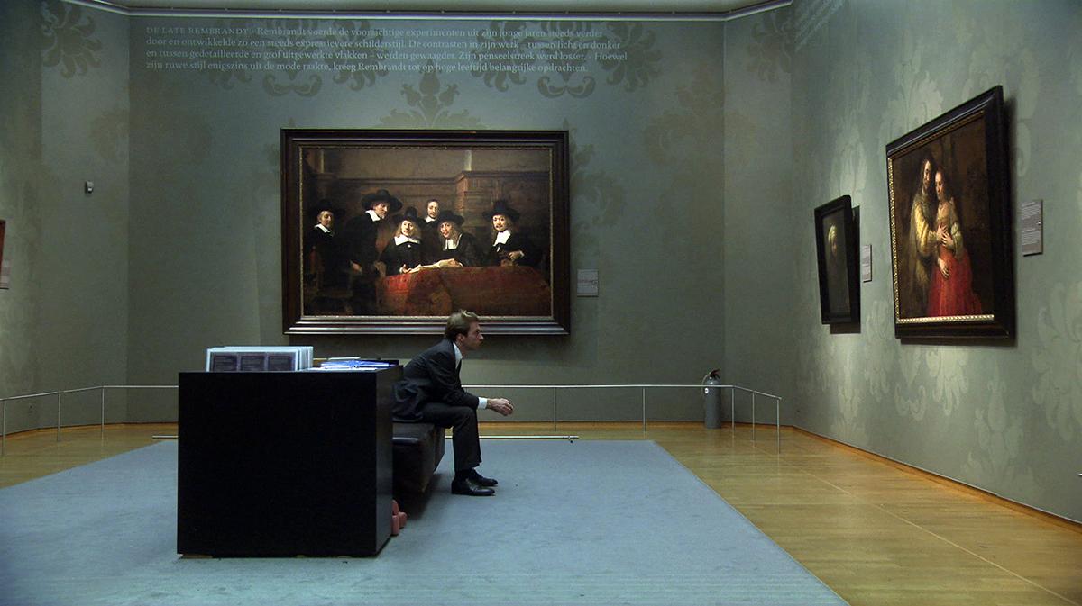 Still from 'The New Rijksmuseum.'