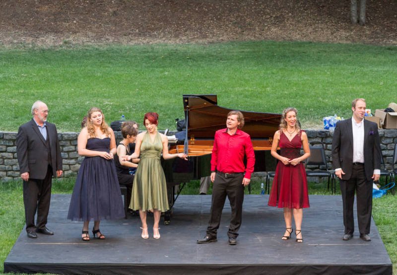 San Jose Opera presents excerpts from the upcoming season in a free concert at Willow Glen's Bramhall Park