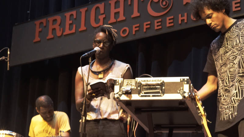 Saul Williams with Black Spirituals