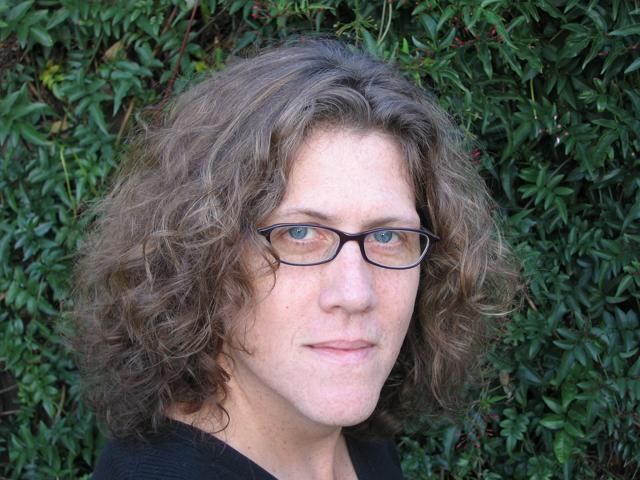Filmmaker Susan Stryker.