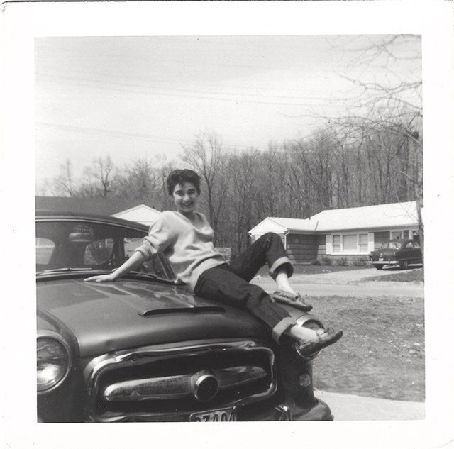 Kitty Genovese photographed circa 1956. Photo from June Murley.