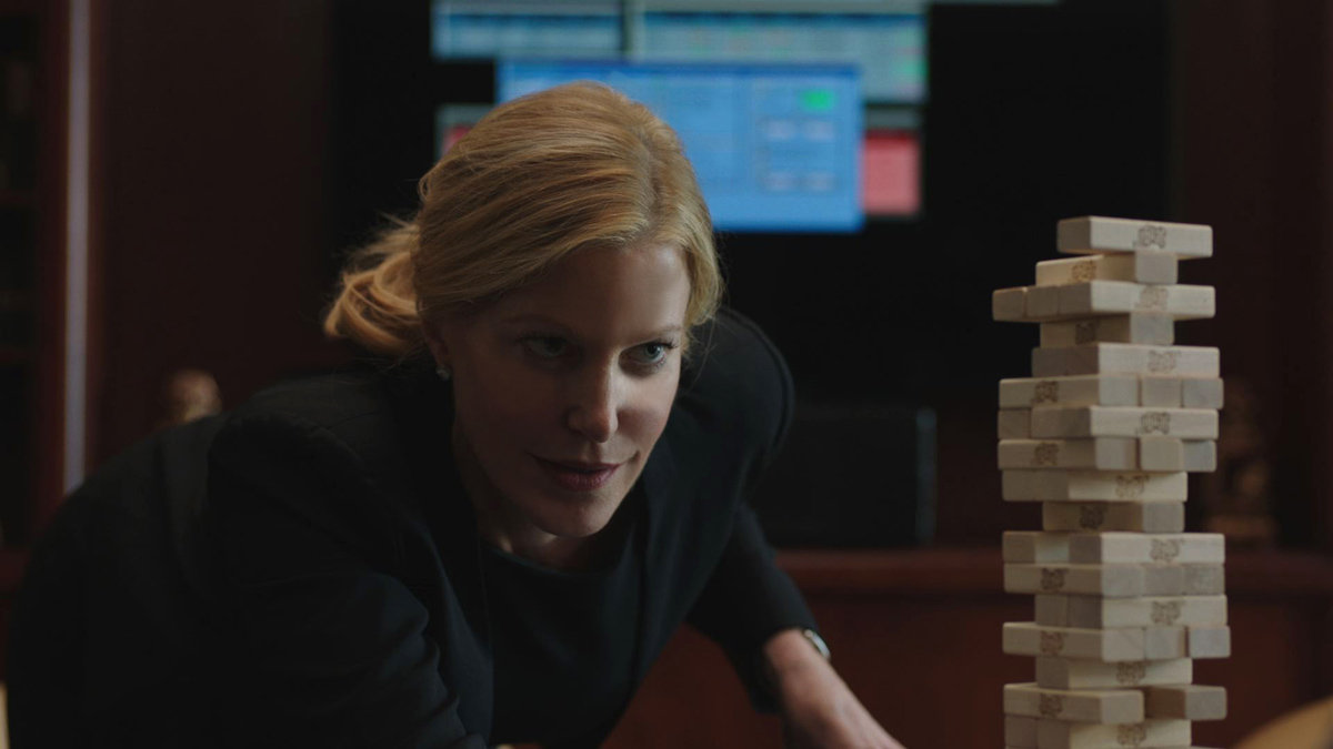 Anna Gunn as Naomi Bishop in 'Equity.'