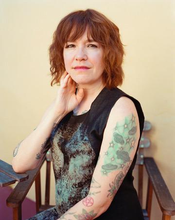 BW_Tea Author Photo. Credit Gretchen Sayers