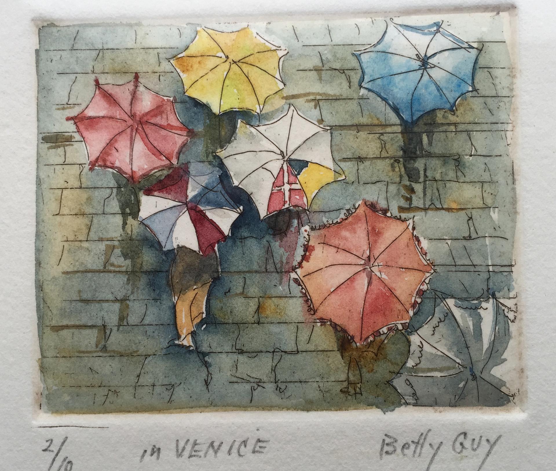 """""""In Venice"""" by Betty Guy"""