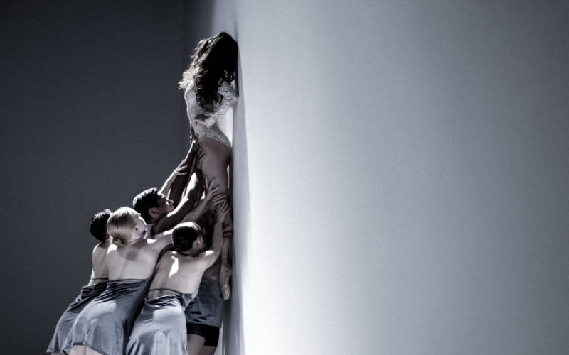 Dance Theatre of San Francisco with Jessica Wagner (Photo: Josh LaCunha/RJ Muna)