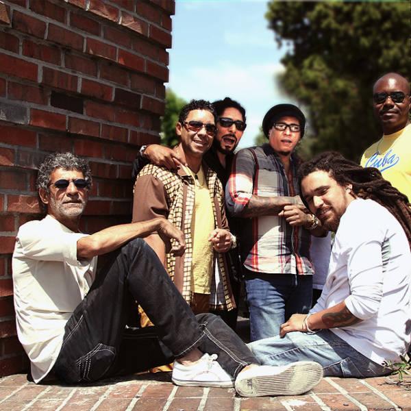 The Cuband plays Oakland's Caña Cuban Parlor and Café every Sunday.