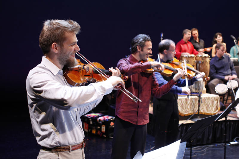 The Silk Road Ensemble (Photo: Todd Rosenberg)