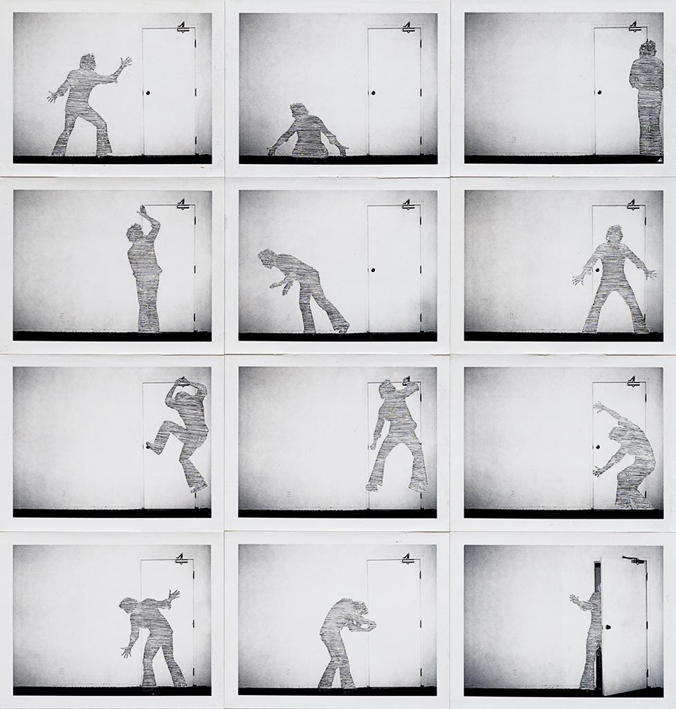 Steve Kahn, 'Acting Out,' 1976.