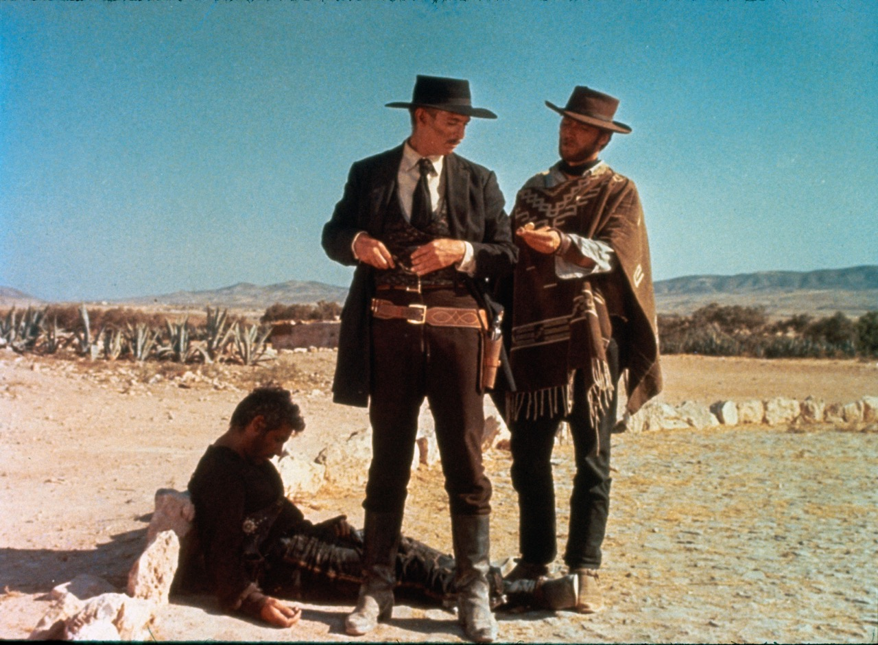 Sergio Leone's 'For a Few Dollars More.'
