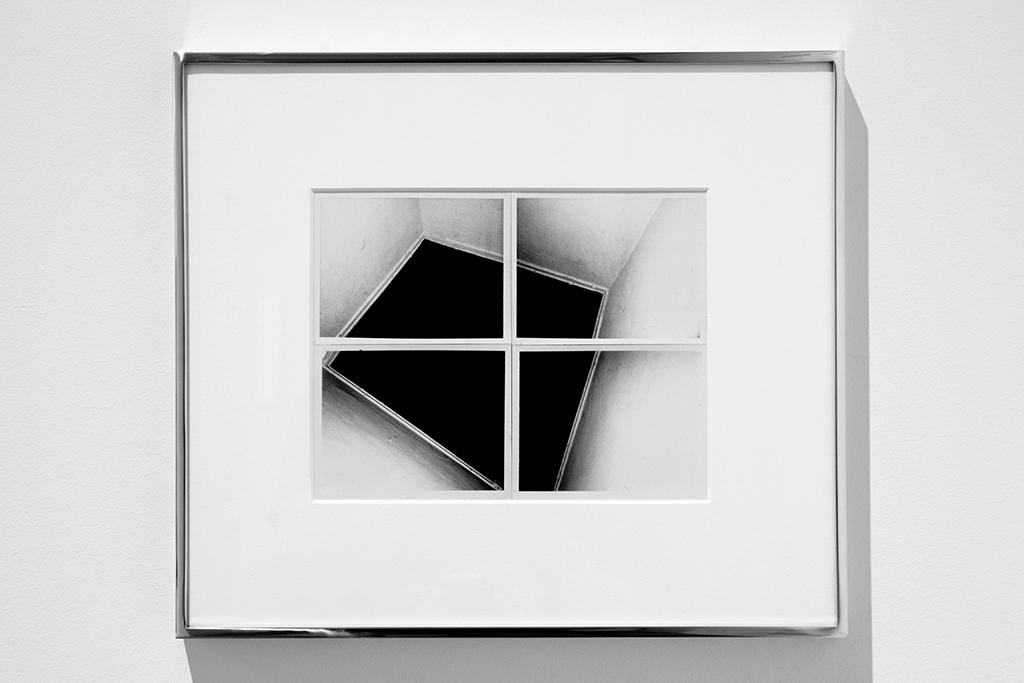 Installation view of Steve Kahn, 'Quadrant #1,' 1976.