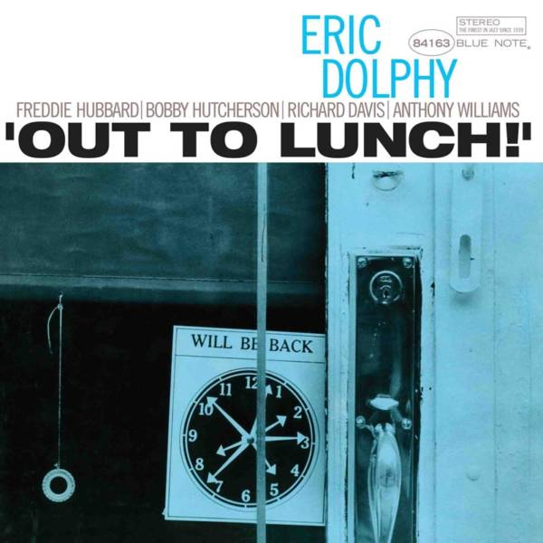 Eric Dolphy's 'Out to Lunch,' on which Hutcherson played a key role.