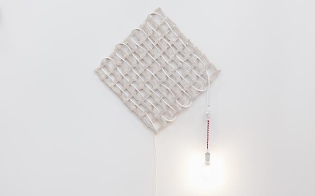 Dana Hemenway, 'Untitled (Cord Grid),' 2015.
