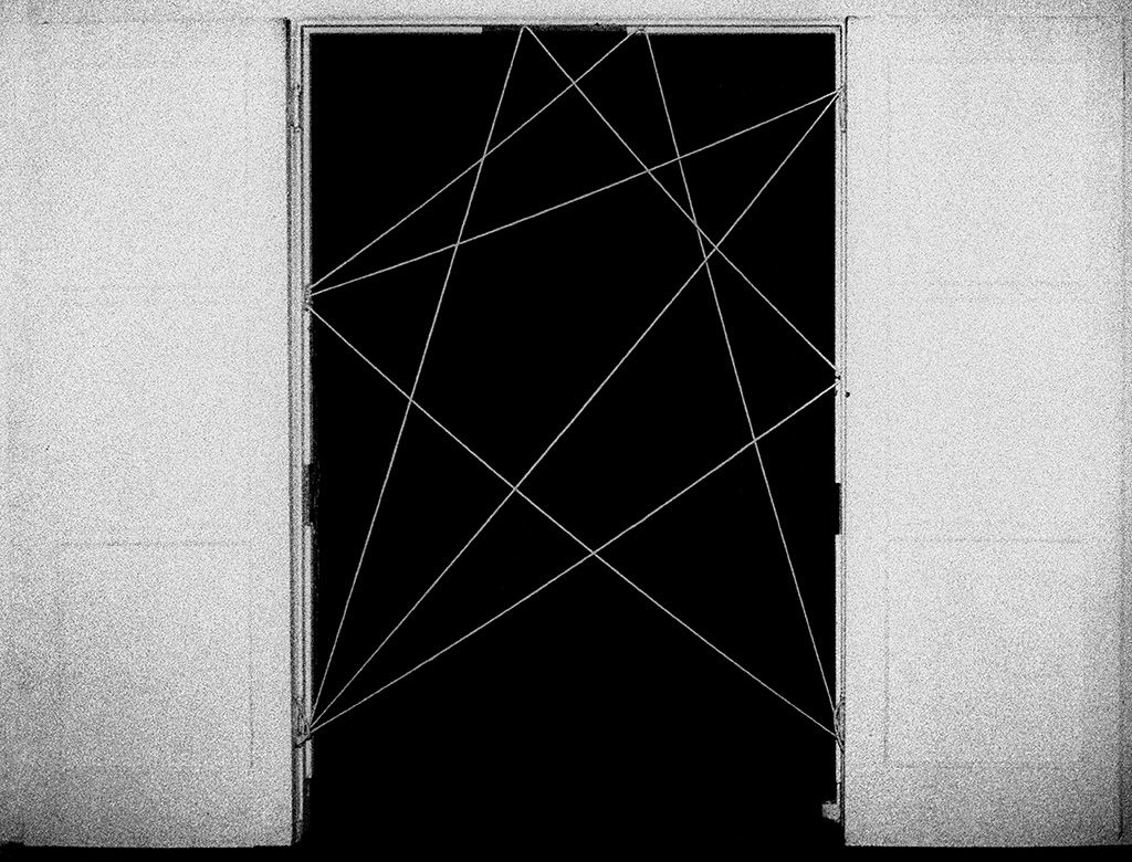 Steve Kahn, 'Bound Door #7' from 'The Hollywood Suites,' 1976.