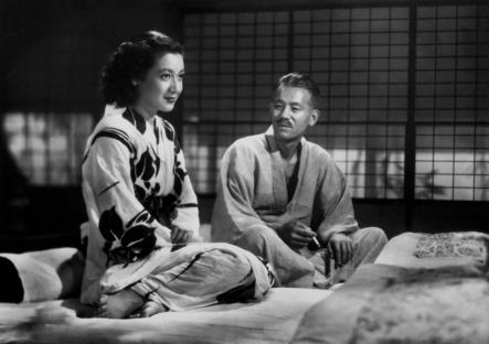 Yasujiro Ozu's 'Late Spring.'