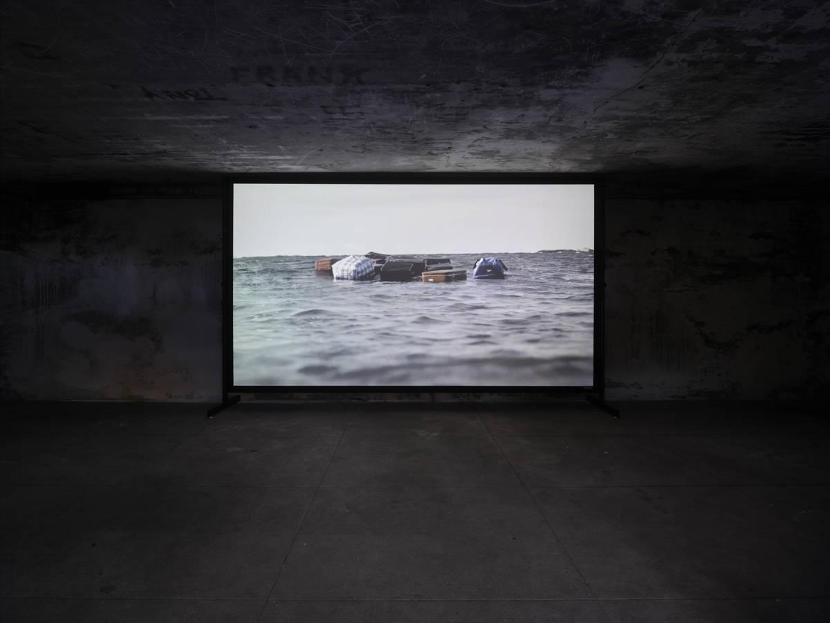 Mandana Moghaddam, 'Exodus,' 2012.