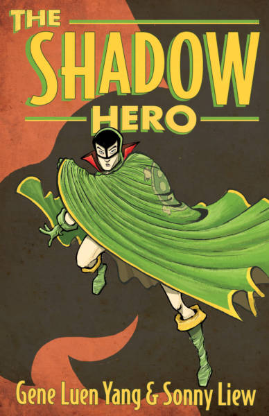 """Gene Luen Yang is the author of """"The Shadow Hero,"""" about a character who many consider to be the first Asian-American superhero. Yang is also the author of """"American Born Chinese """"and """"Boxers & Saints."""" (Courtesy of Gene Luen Yang)"""