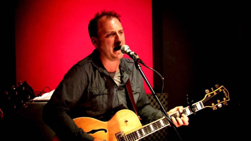 Spiral Stairs playing live in 2009
