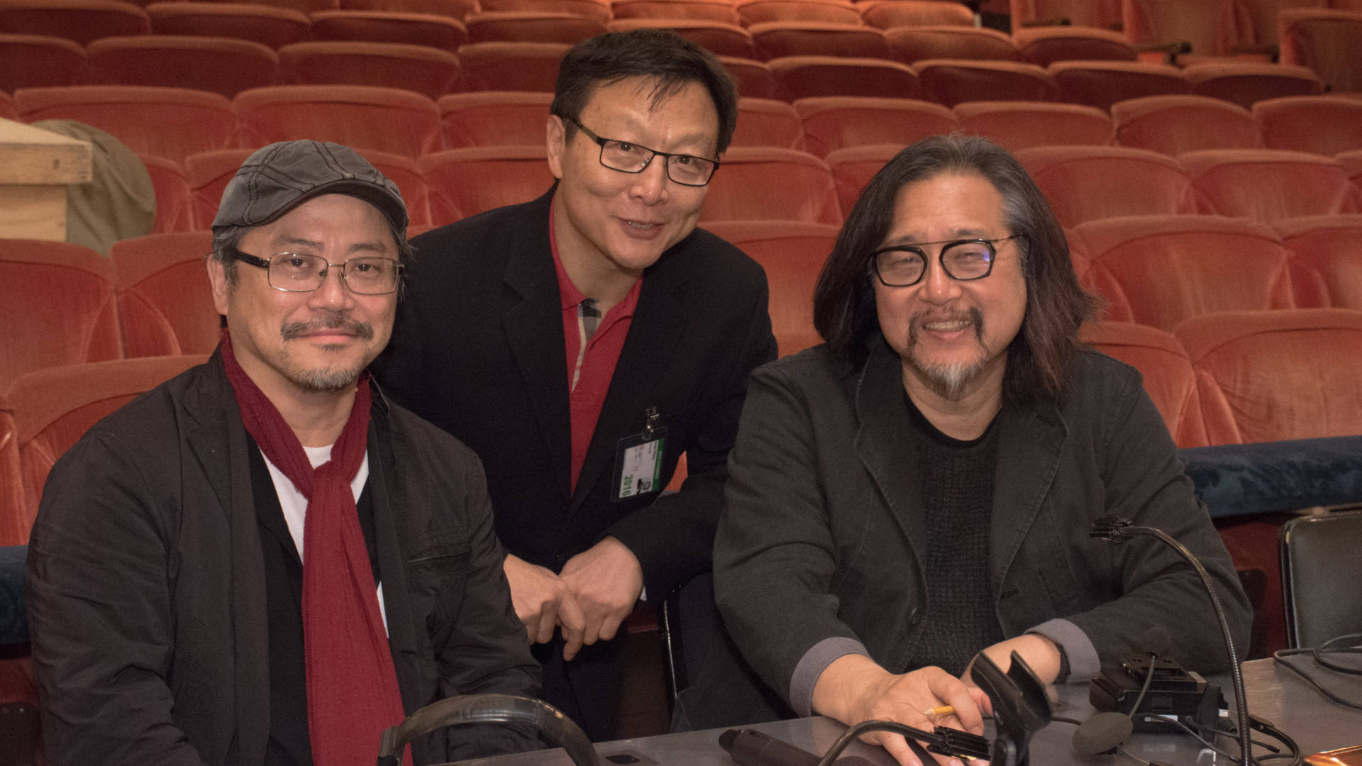 Tim Yip, Bright Sheng and Stan Lai: Three of the key creatives behind SF Opera's new world premiere 'Dream of the Red Chamber'