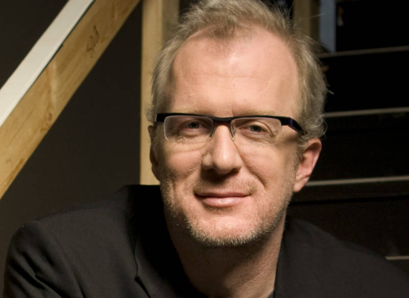 Tracy Letts, author of 'August: Osage County'