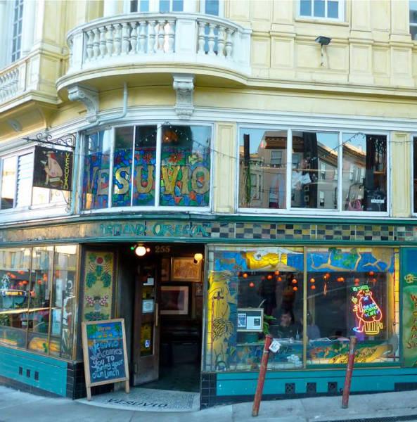 Vesuvio Café