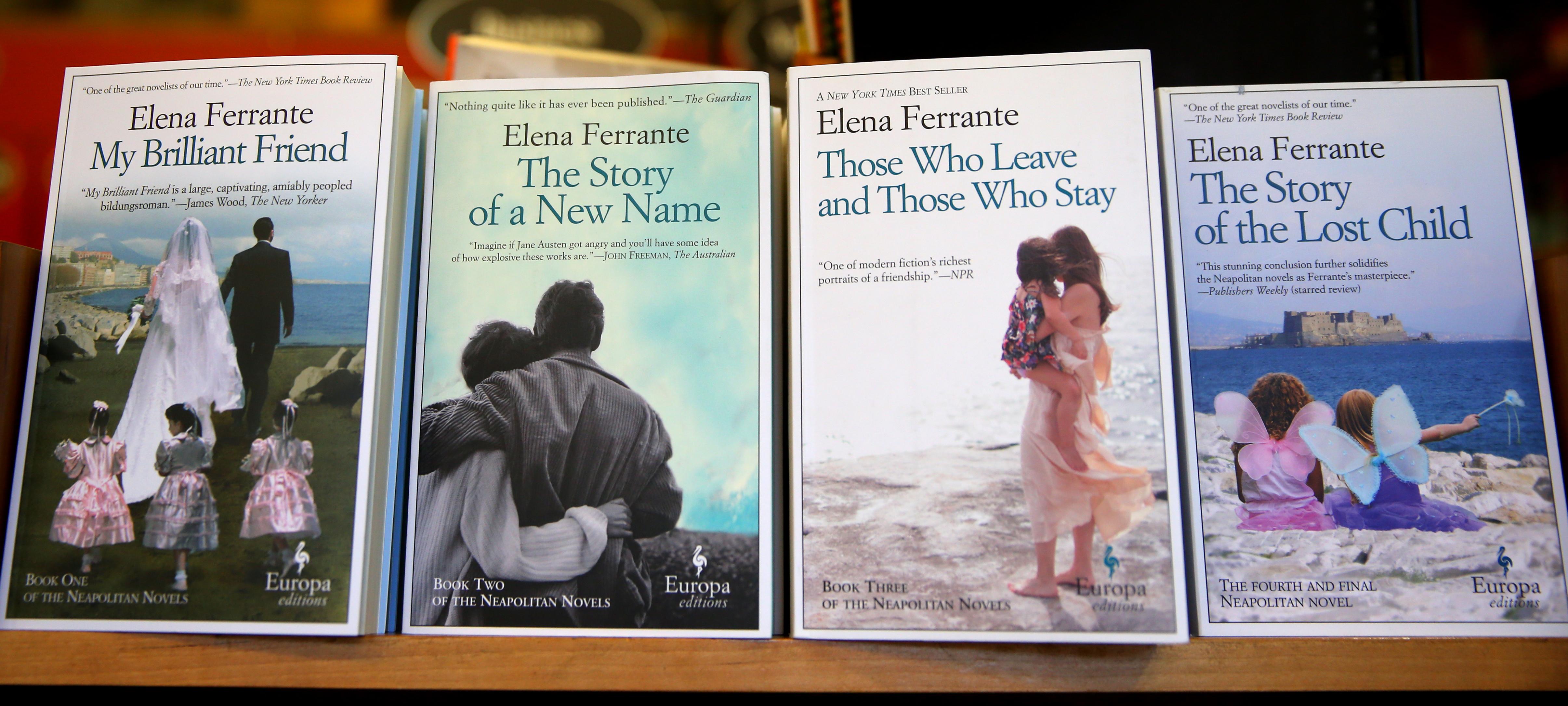 Blue apron npr - For Literary World Unmasking Elena Ferrante S Not A Scoop It S A Disgrace