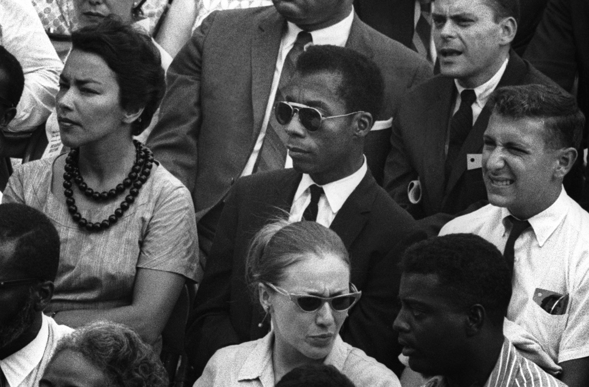 Still from Raoul Peck's 'I Am No Your Negro.'