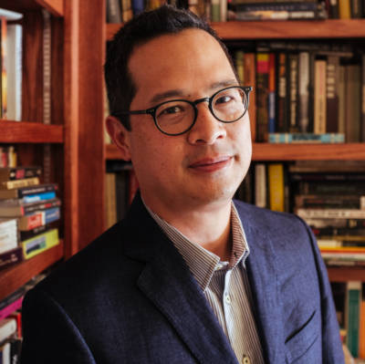 Author Jeff Chang is also director of Stanford's Institute for Diversity in the Arts.