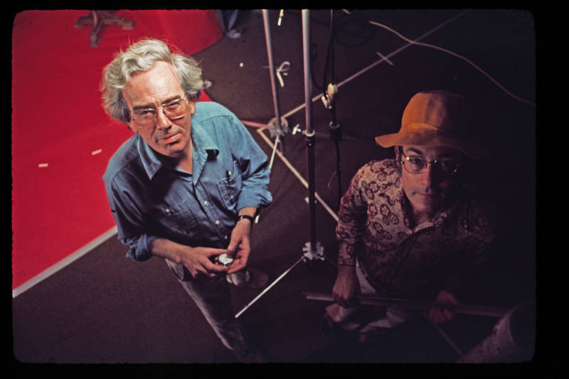 Robert Ashley and David Behrman