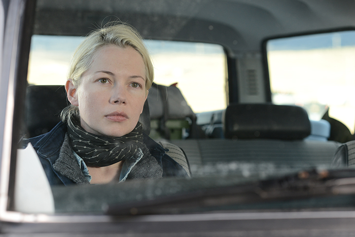Michelle Williams as Gina in 'Certain Women.'
