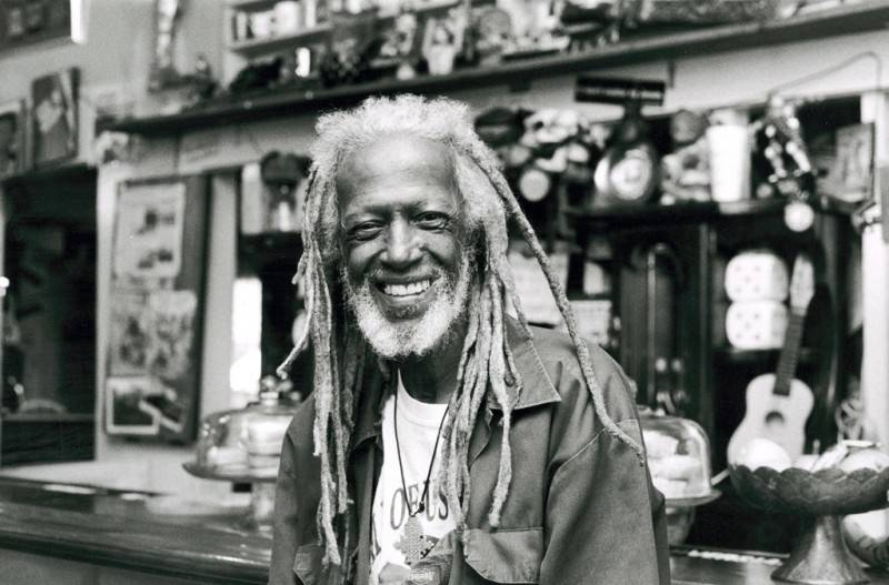 Elder Freeman - Southern California Chapter of the Black Panther Party.