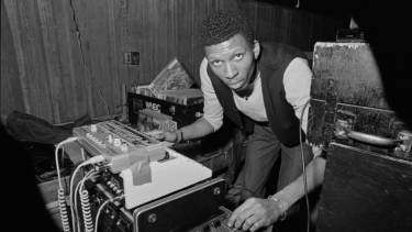 Public Enemy producer Hank Shocklee
