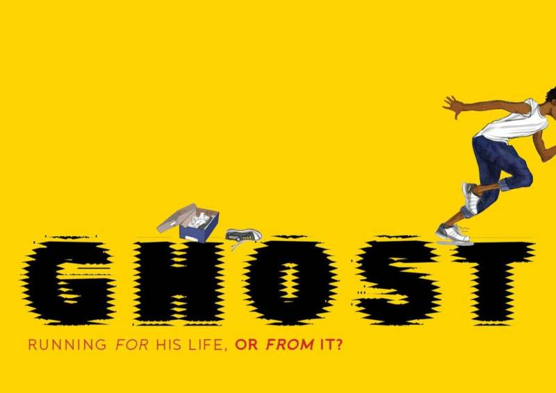 'Ghost' by Jason Reynolds