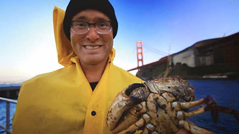 Kirk Lombard of Sea Forager Seafood