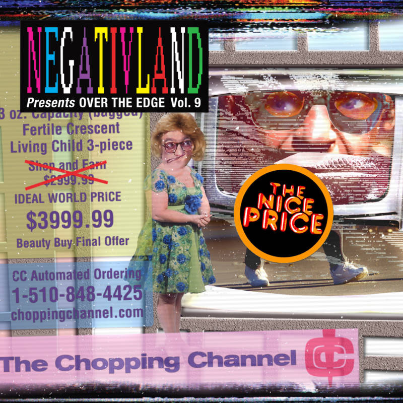 Cover for 'The Chopping Channel'