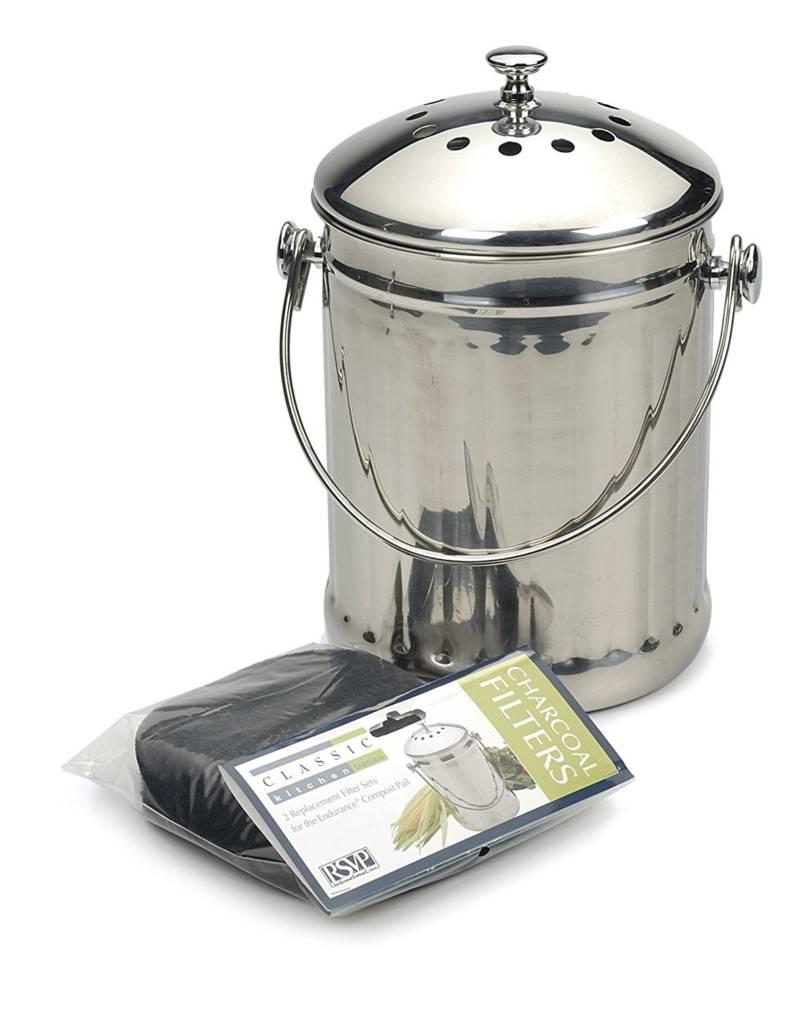 RSVP Compost Bucket