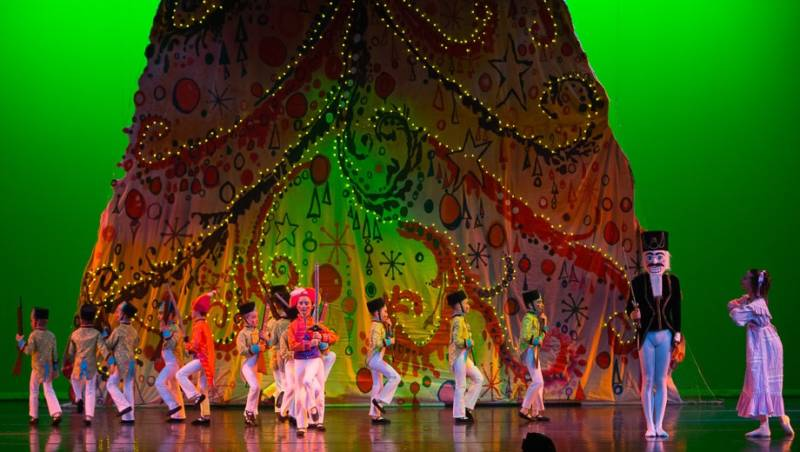 Stapleton Ballet in Virginia Stapleton's Nutcracker (Photo courtesy Stapleton Ballet)