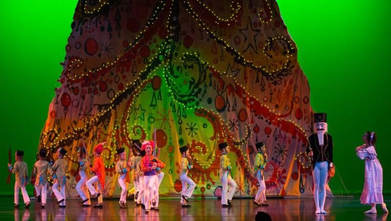Stapleton Ballet in Virginia Stapleton's Nutcracker (Photo courtesy Stapleton Ballet)