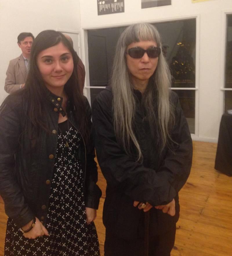 Holly & Japanese experimental musician Keiji Haino, Houston Fringe Festival