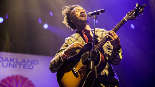 Fantastic Negrito plays an all too rare local gig at the UC Theatre Oct. 14, 2017
