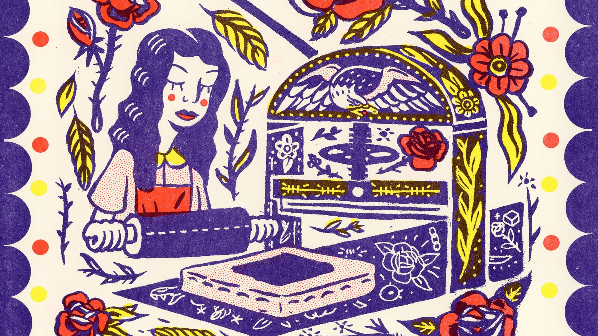 East Bay Print Sale, Dec. 10-11. Courtesy of Tiny Splendor