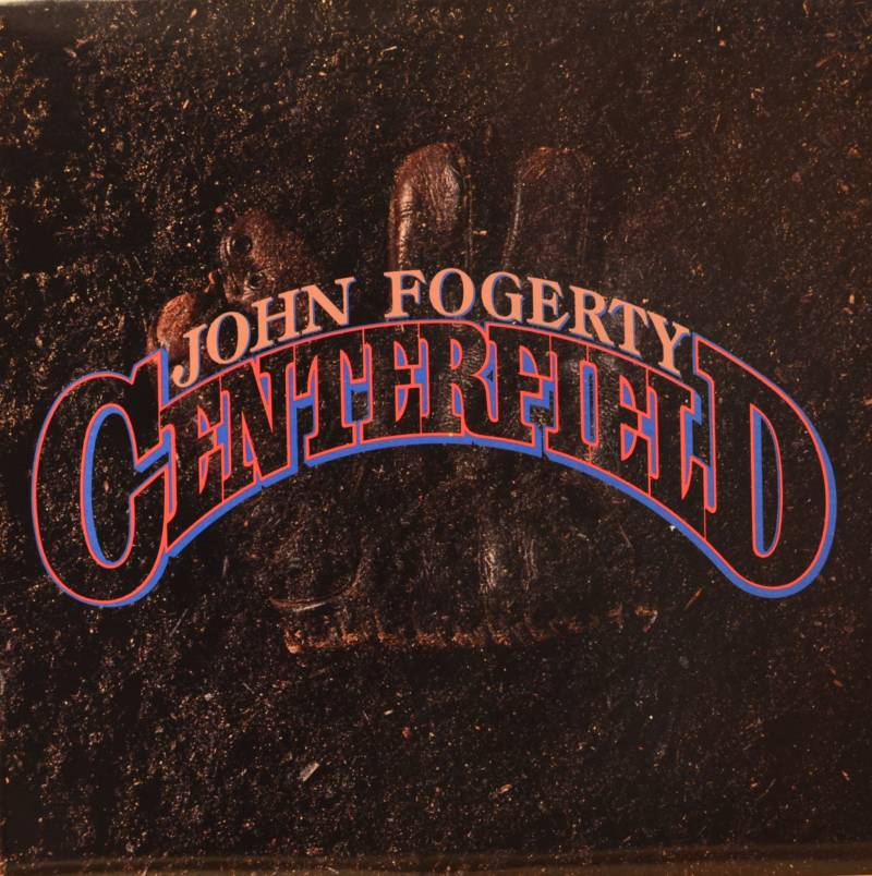 Artwork for John Fogerty's 'Centerfield'