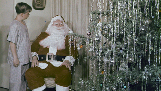 Still from 'The Magic Christmas Tree,' 1964.