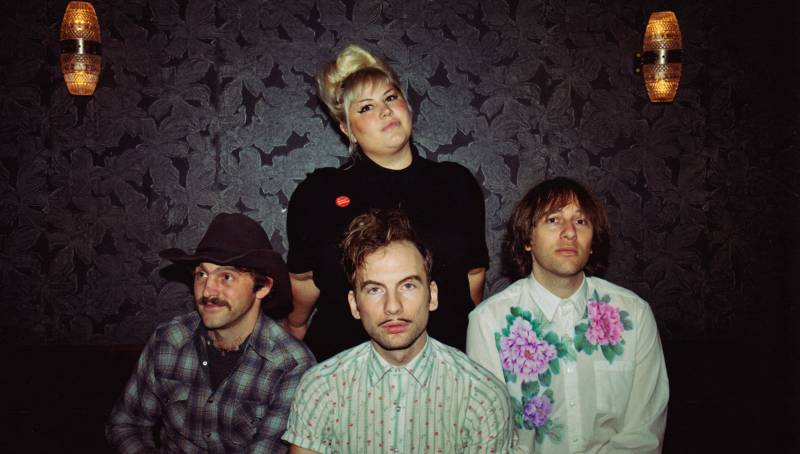 Shannon and the Clams perform at Eli's in a fundraiser for families of those killed in the Ghost Ship fire