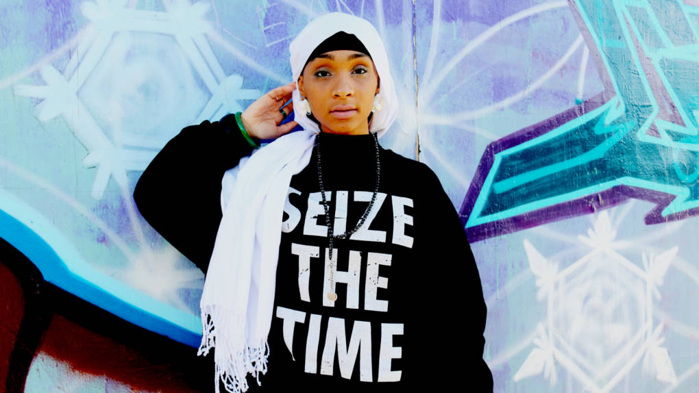 Oakland Rapper Alia Sharrief Wants Trump to Know She's Not