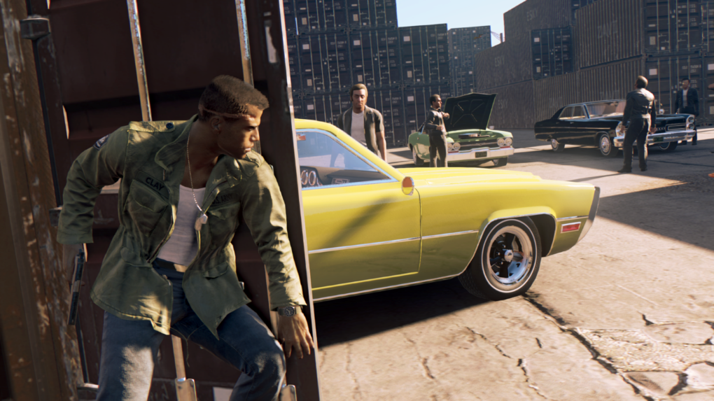 """One of the reasons why I came to 2K was because they're not afraid to take these kind of creative risks,"" says Mafia III creative director Haden Blackman."